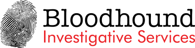 Bloodhound Investigations Sticky Logo